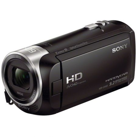 Camera video Sony Handycam HDR-CX405 – preturi si test audio/video